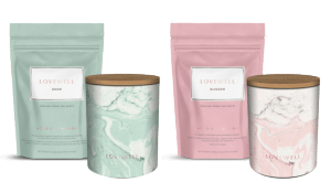 Lovewell products/produits
