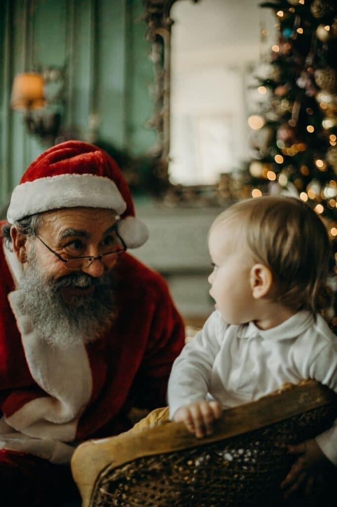 Papa Noël Santa