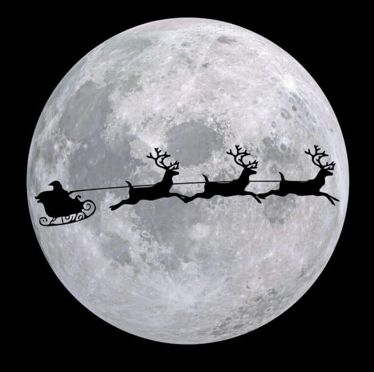 Père Noël Santa Claus