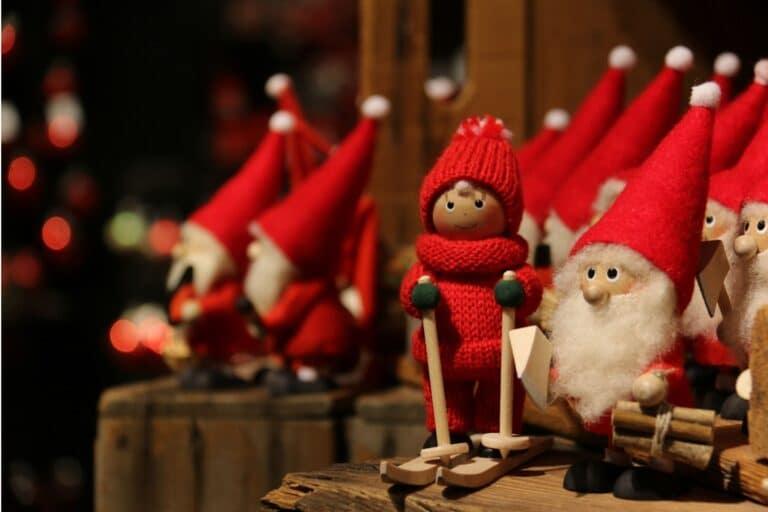 Petits Père Noël Little Santa